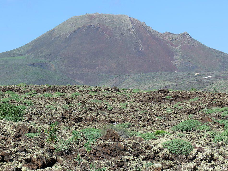 Malpaís de La Corona - Volcán de La Corona - Lanzarote