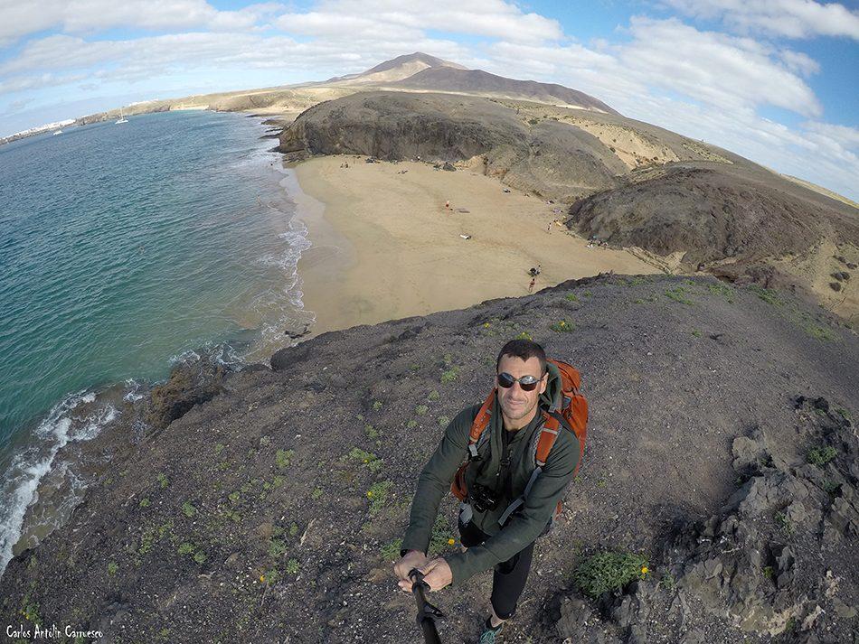 Monumento Natural Los Ajaches - Lanzarote