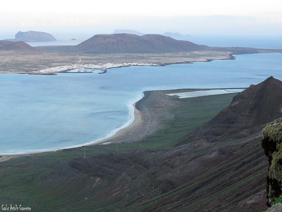 Archipiélago Chinijo - Caleta de Sebo - Lanzarote