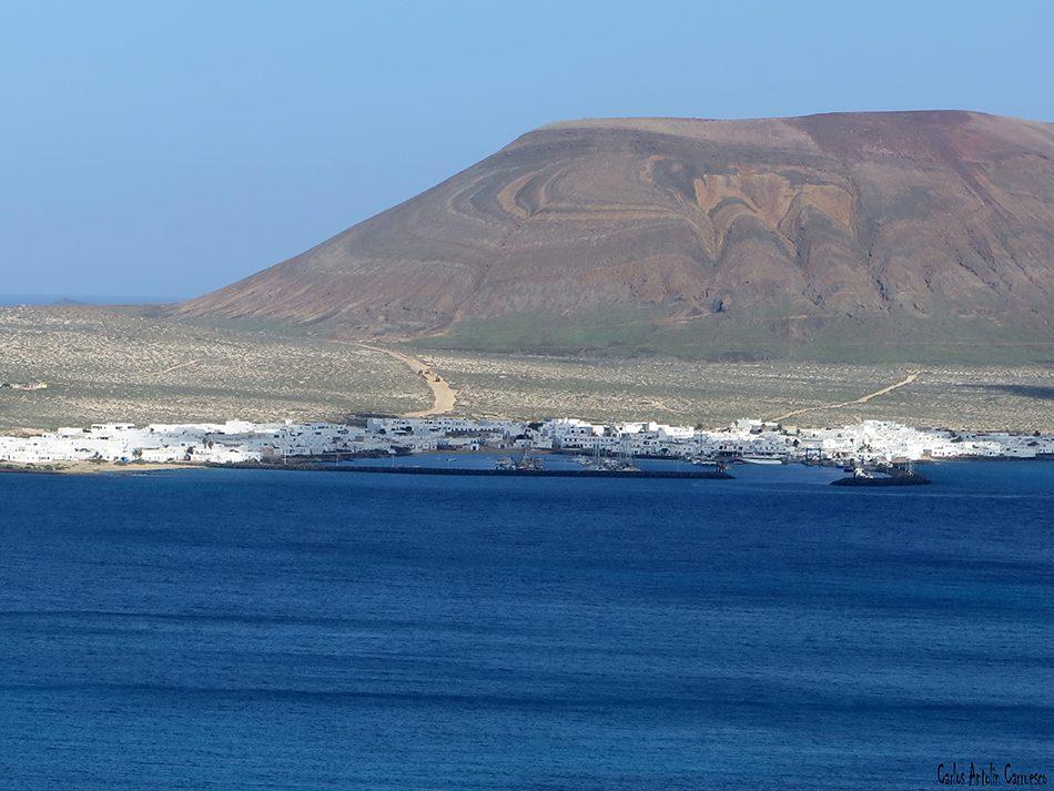 Playa del Risco - Caleta de Sebo - Lanzarote
