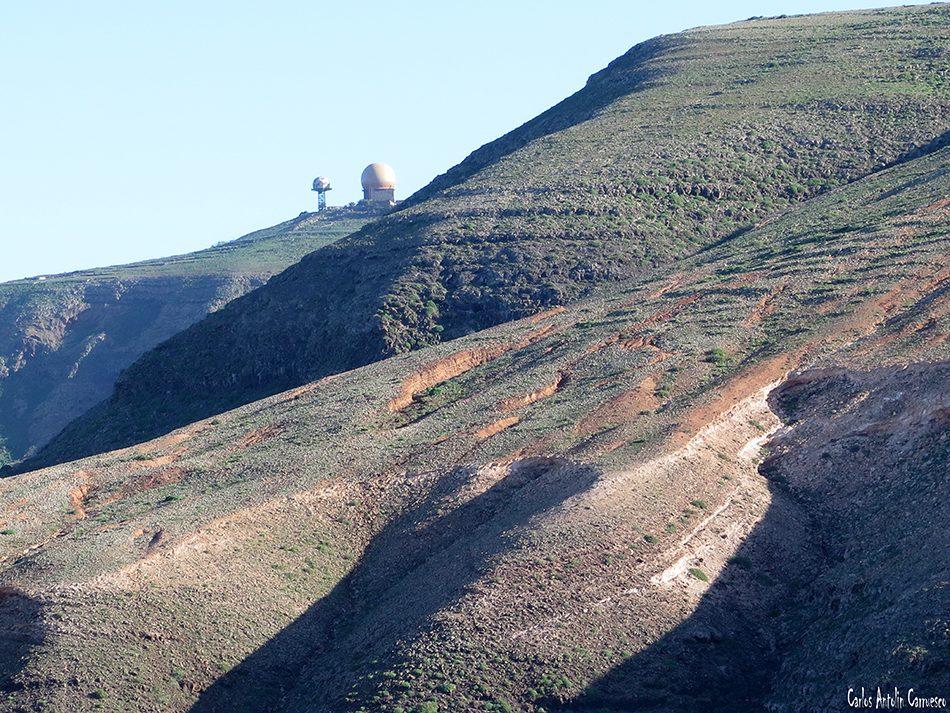 Riscos de Famara - Pico Maramajo - Lanzarote - peñas de chache