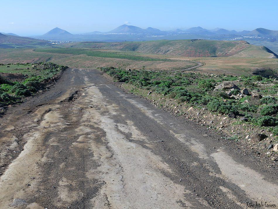 Pico de Maramajo - Riscos de Famara - Lanzarote