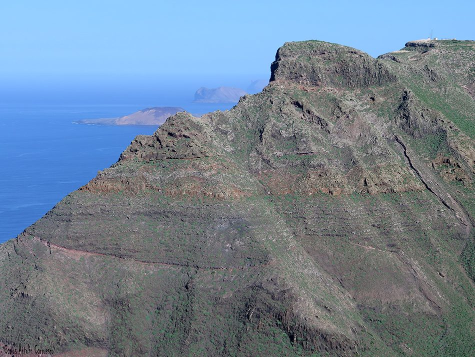 Las Nieves - Famara - Lanzarote - archipielago chinijo