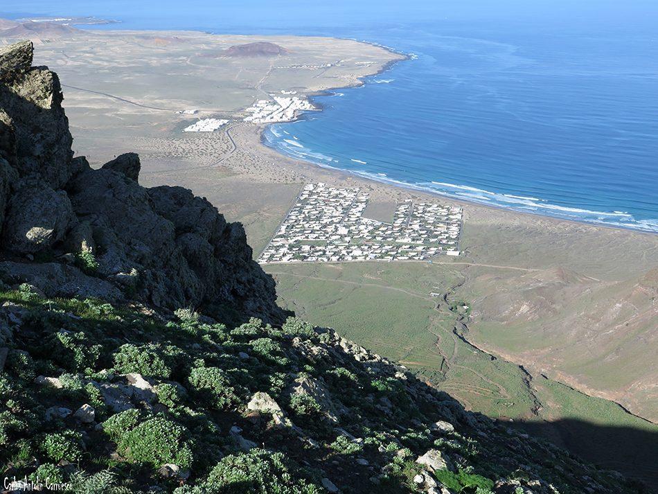 Las Nieves - Famara - Lanzarote - Caleta de Famara - Los Noruegos