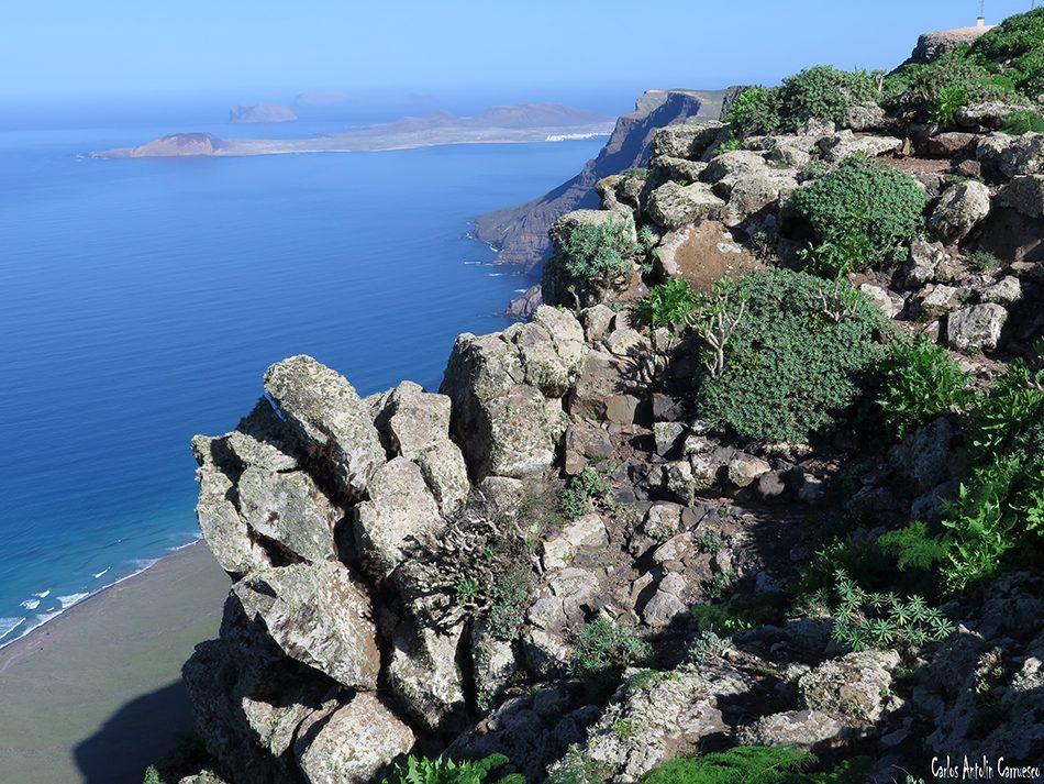 Peñas de Chache - Famara - Lanzarote - Archipiélago Chinijo
