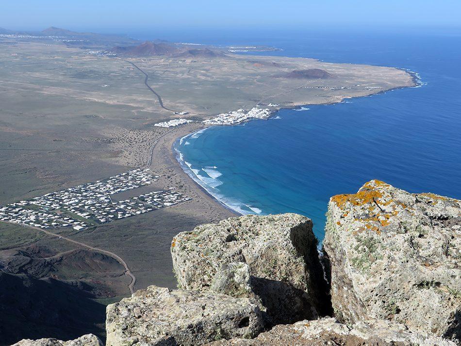 Peñas de Chache - Famara - Lanzarote - caleta de famara - los noruegos