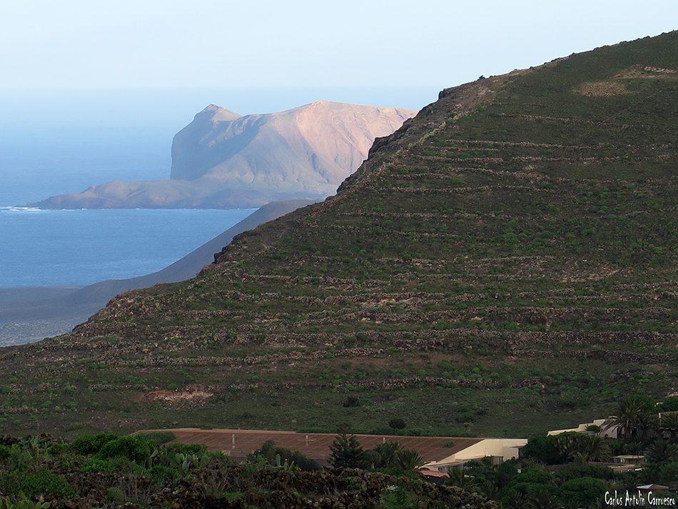Guinate - Camino de Gayo - Lanzarote - La Graciosa - Montaña Clara