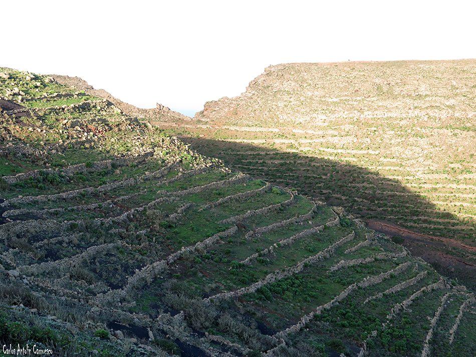 Guinate - Camino de Gayo - Lanzarote - Riscos de Famara