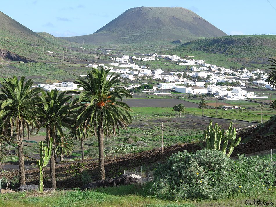 La Corona - Máguez - Lanzarote