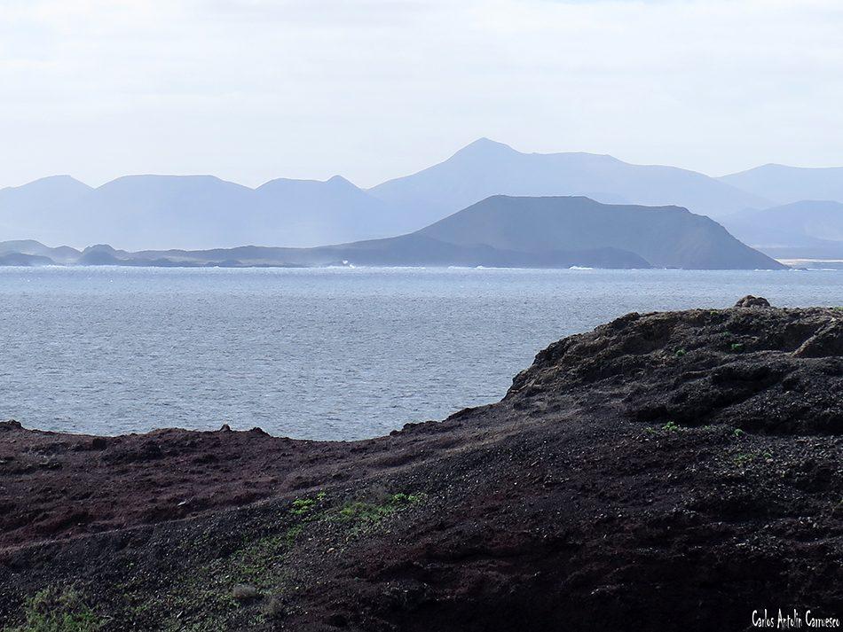 Islote de Lobos - Fuerteventura - Punta Papagayo - Lanzarote