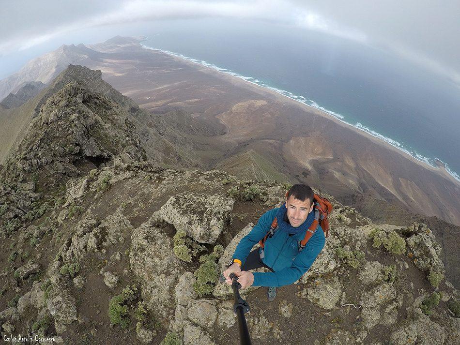 Cofete - Pico de La Zarza - Fuerteventura