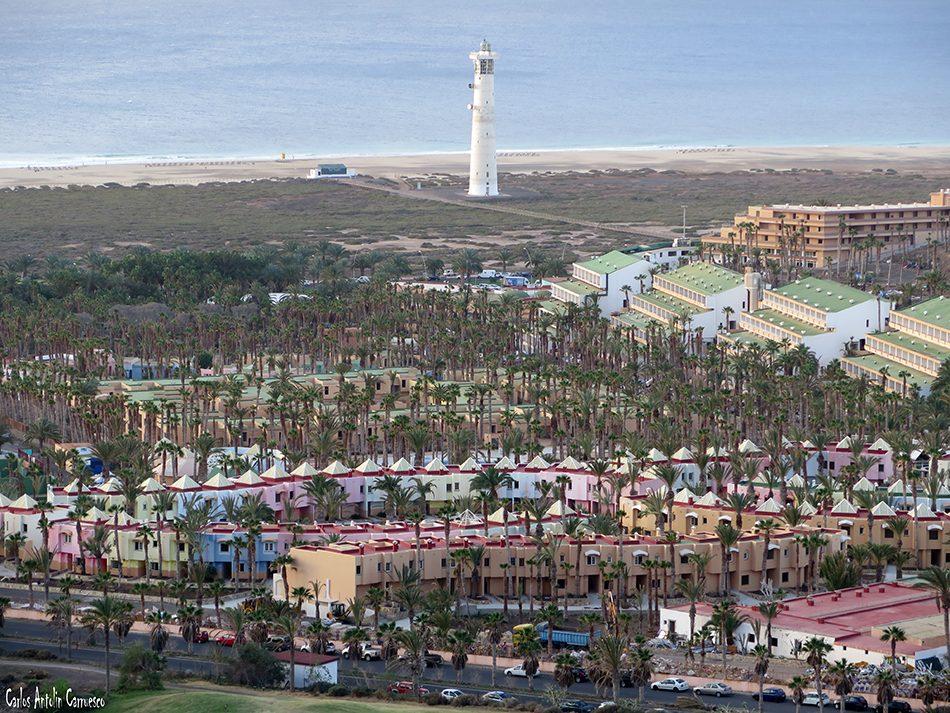 Morro Jable - Faro de Jandia - Fuerteventura
