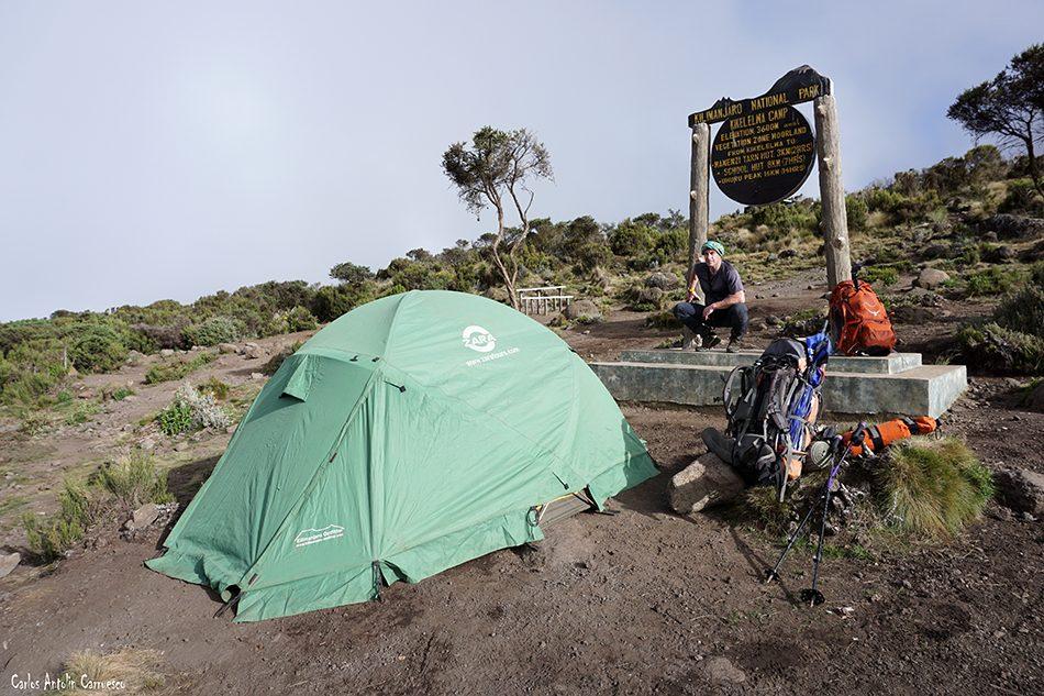 Rongai - Kilimanjaro - Tanzania - kikelewa camp