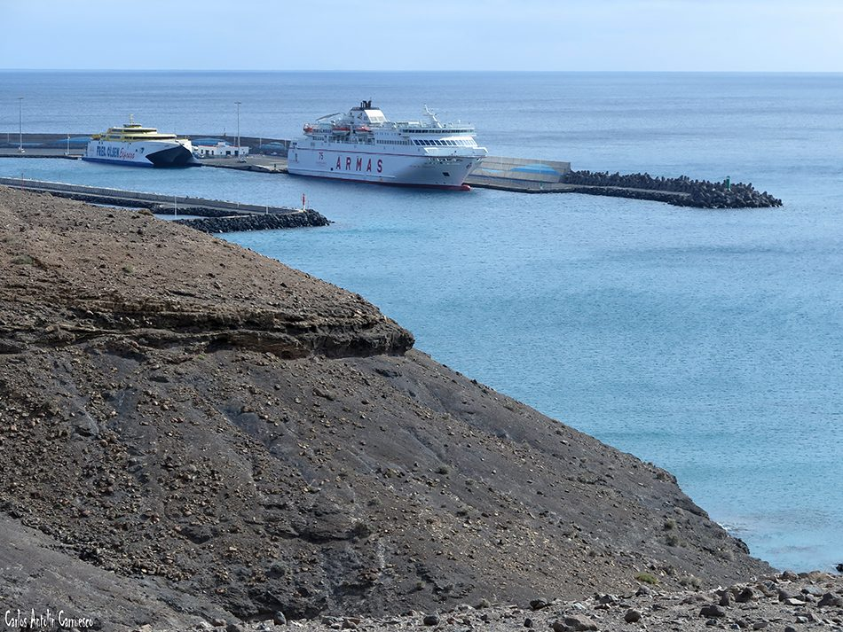 Morro Jable - Puerto - Punta de Jandía - Fuerteventura