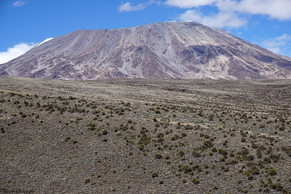 Kibo - Kilimanjaro - Tanzania