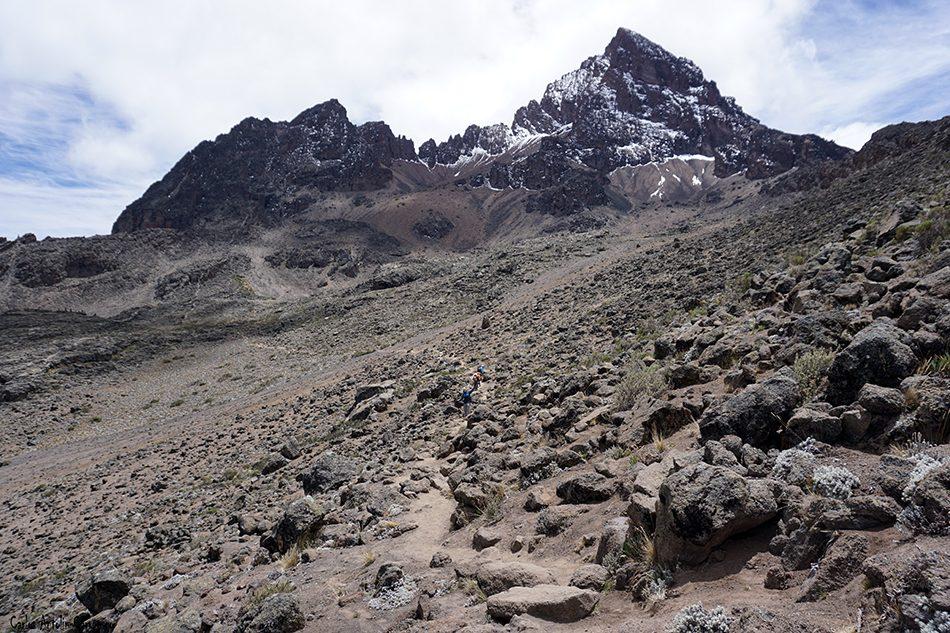 Rongai - Kilimanjaro - Tanzania - mawenzi