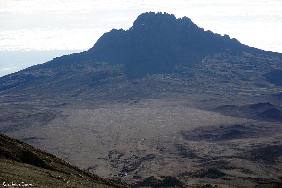 Rongai - Tanzania - Kilimanjaro - mawenzi