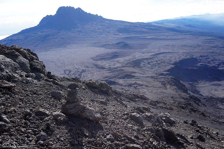 Rongai - Tanzania - Kilimanjaro - Volcán Kibo - Volcán Mawenzi