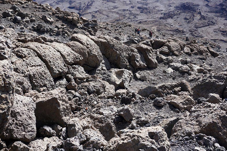 Rongai - Tanzania - Kilimanjaro<br /> Volcán Kibo