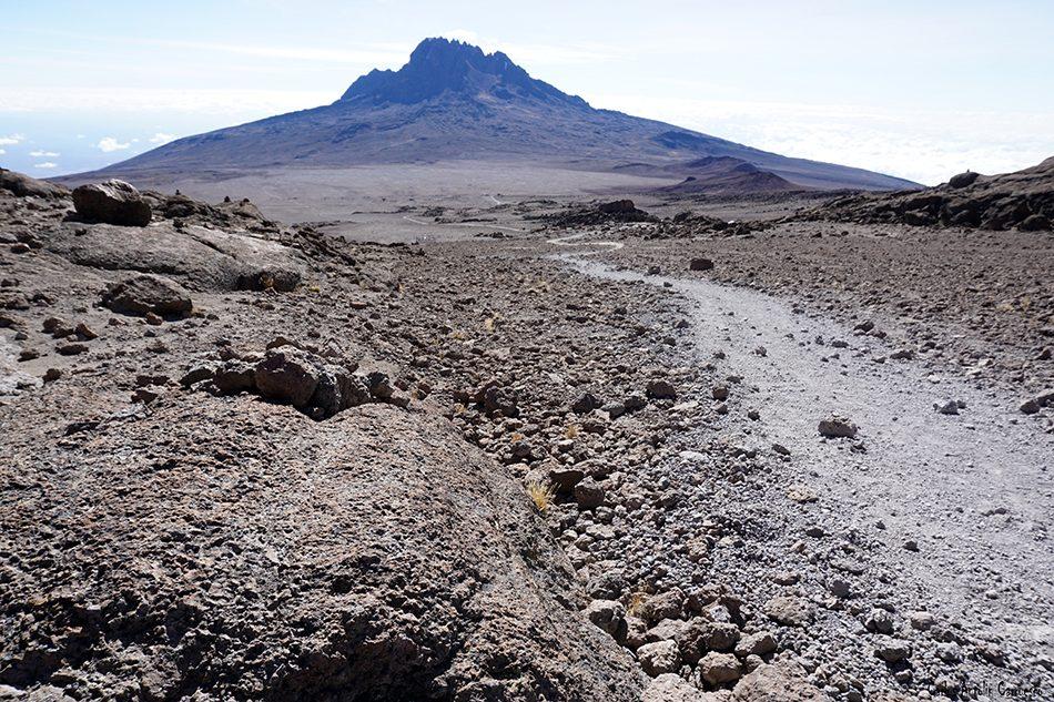Rongai - Tanzania - Kilimanjaro - Volcán Mawenzi