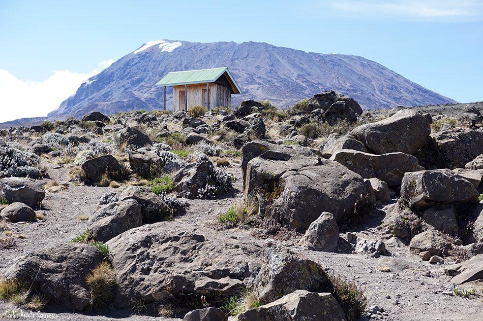 Marangu - Tanzania - Kilimanjaro - kibo