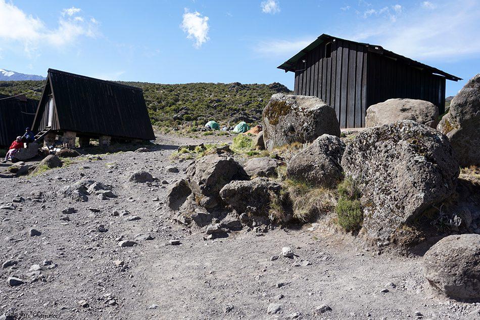 Marangu - Tanzania - Kilimanjaro - horombo hut