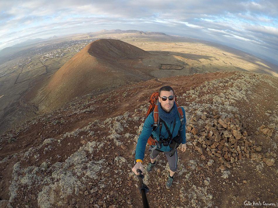 Lajares - Calderon Hondo - Fuerteventura
