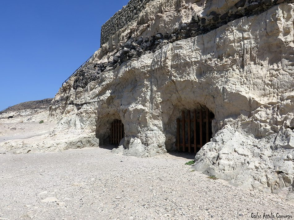 Ajuí - hornos de cal - Fuerteventura