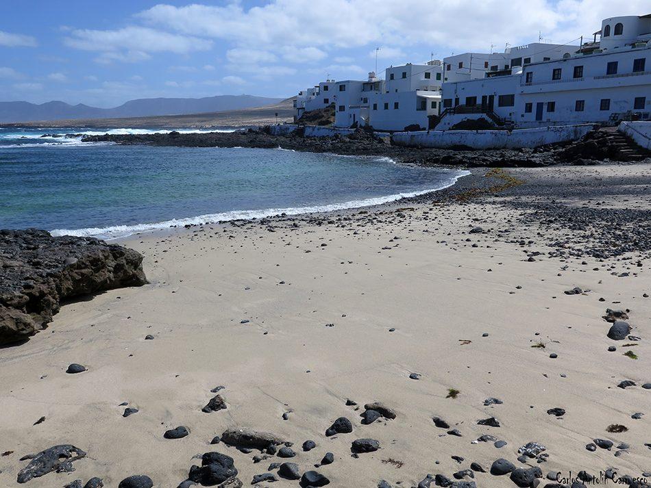Caleta de Caballo - Lanzarote