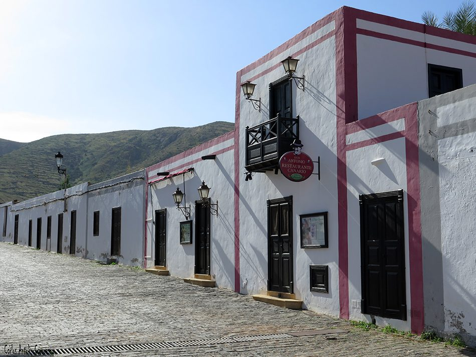 Vega de Río Palmas - Betancuria - Fuerteventura