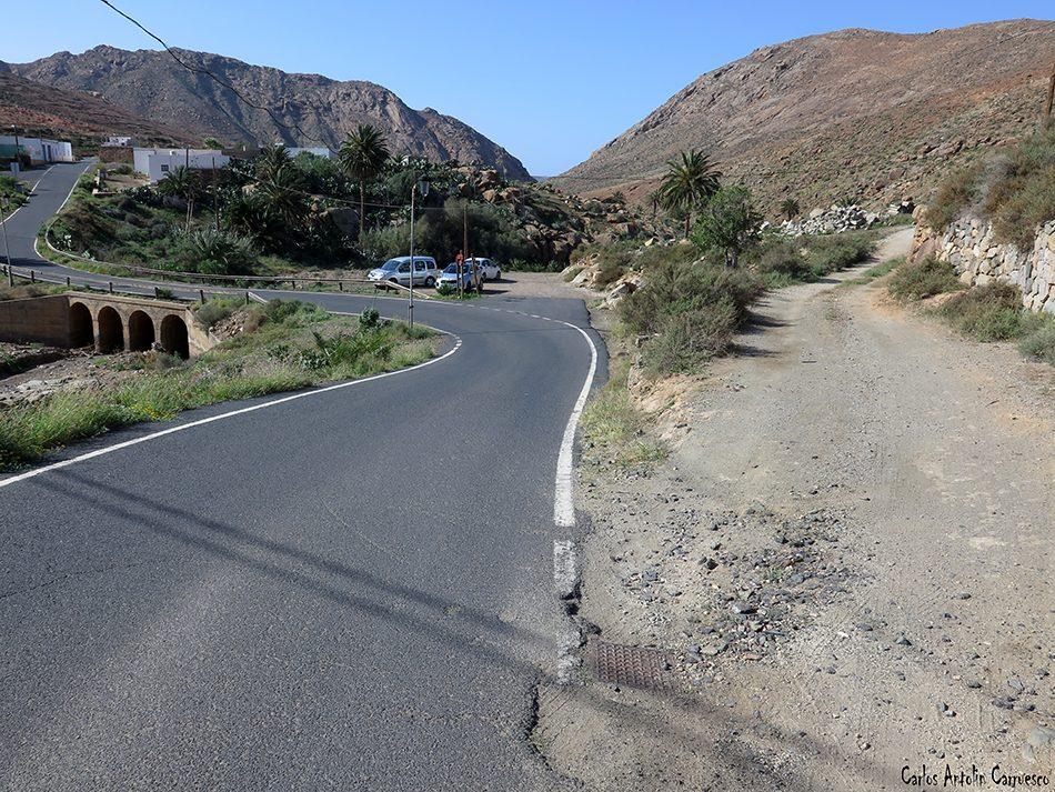 Barranco de las Peñitas - Vega de Río Palmas - Fuerteventura