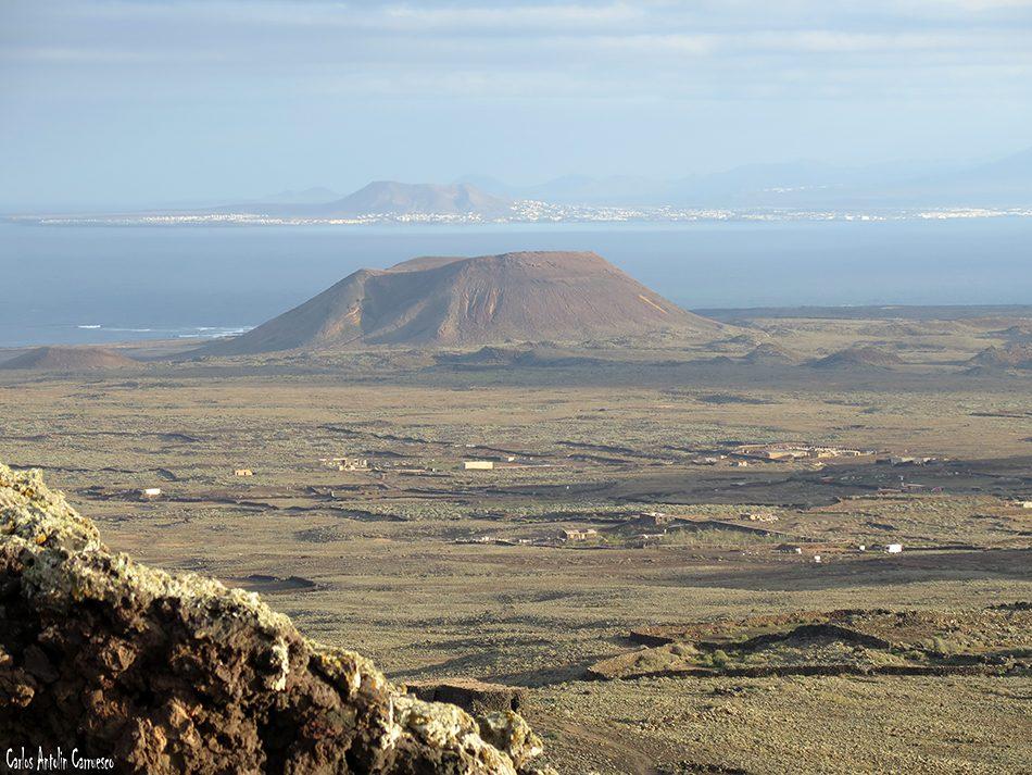 Lajares - Caldarón Hondo - Fuerteventura
