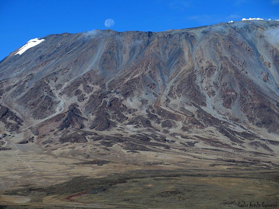 Rongai - Kilimanjaro - Kibo - Tanzania