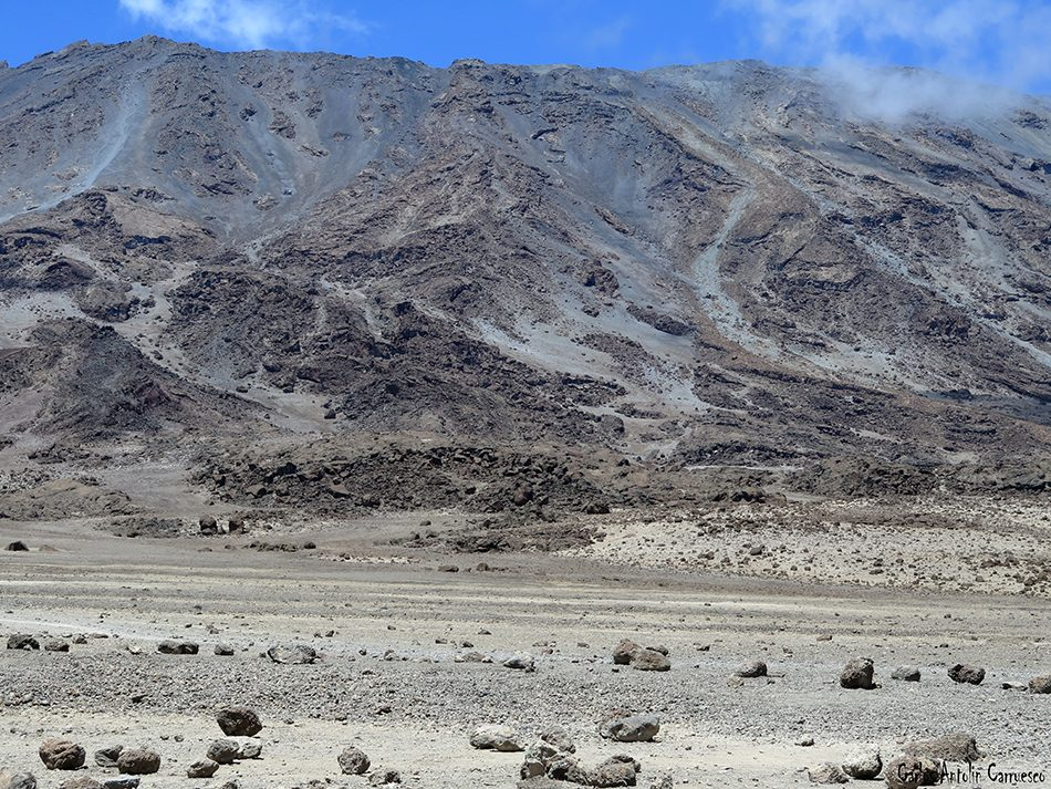 Kibo - Rongai - Kilimanjaro - Tanzania