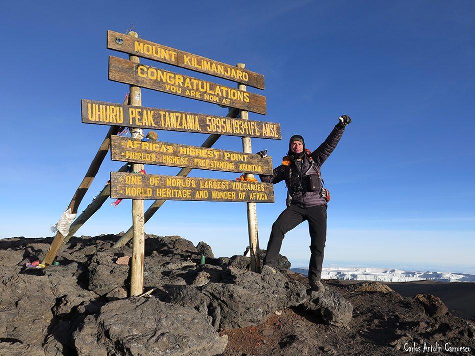 Rongai - Tanzania - Kilimanjaro - Volcán Kibo - Uhuru Peak