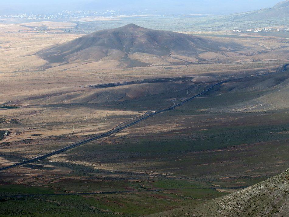 La Matilla - Espigón de la Mesa - Fuerteventura