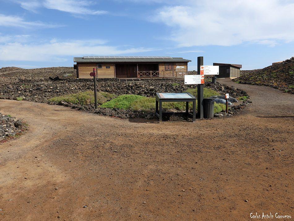 Islote de Lobos - Fuerteventura - el muelle