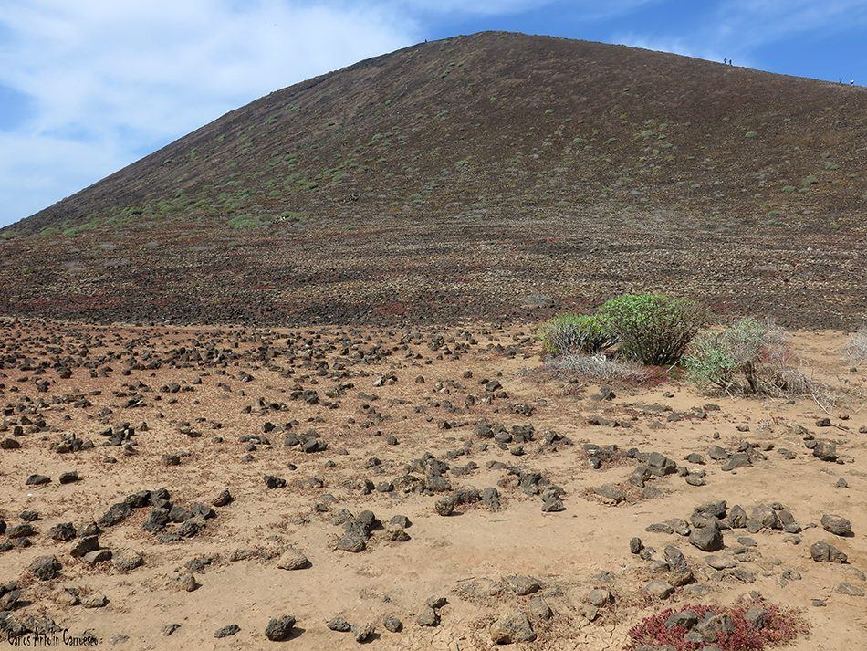 Islote de Lobos - La Caldera de la Montaña - Fuerteventura