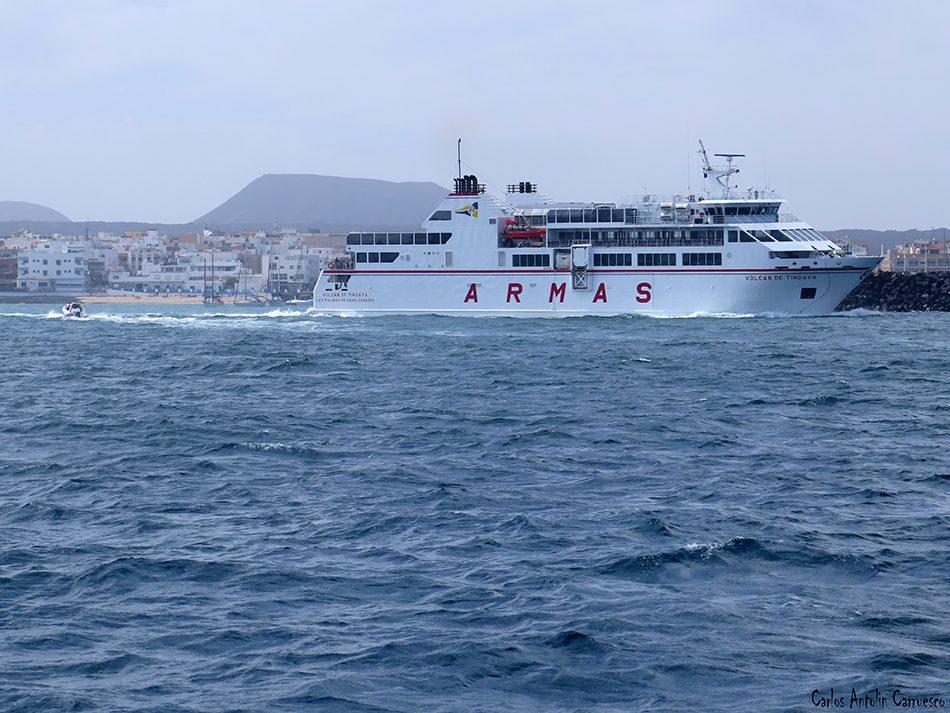 Corralejo - Naviera ARMAS - Fuerteventura