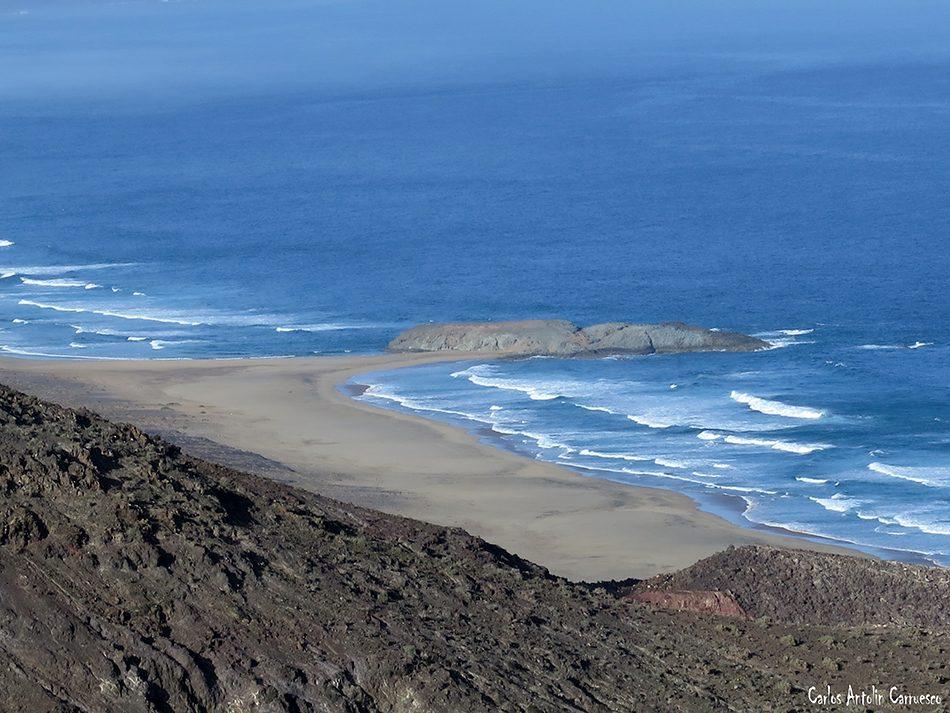 Morro de La Burra - Pecenescal - Fuerteventura - el islote
