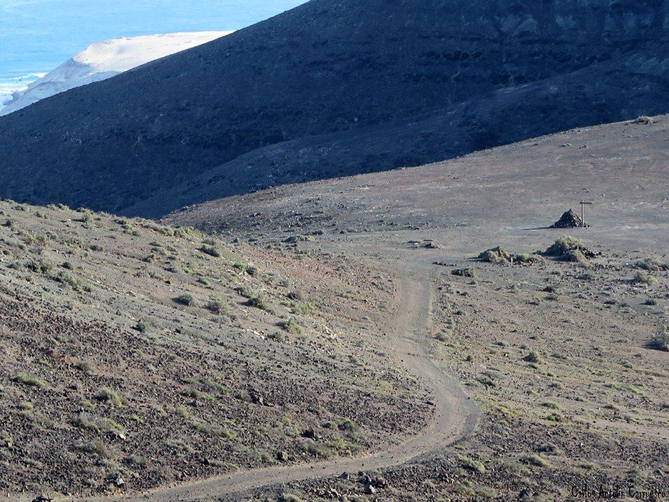 Morro de La Burra - Pecenescal - Fuerteventura - degollada de pecenescal
