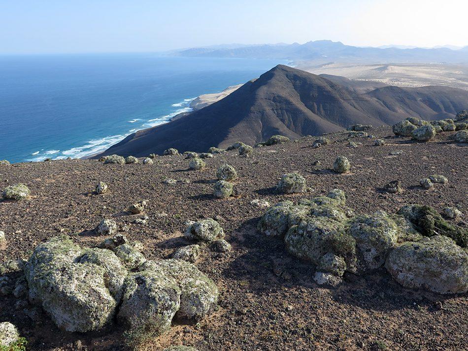 Morro de La Burra - Pecenescal - Fuerteventura - Morro de la Cagada