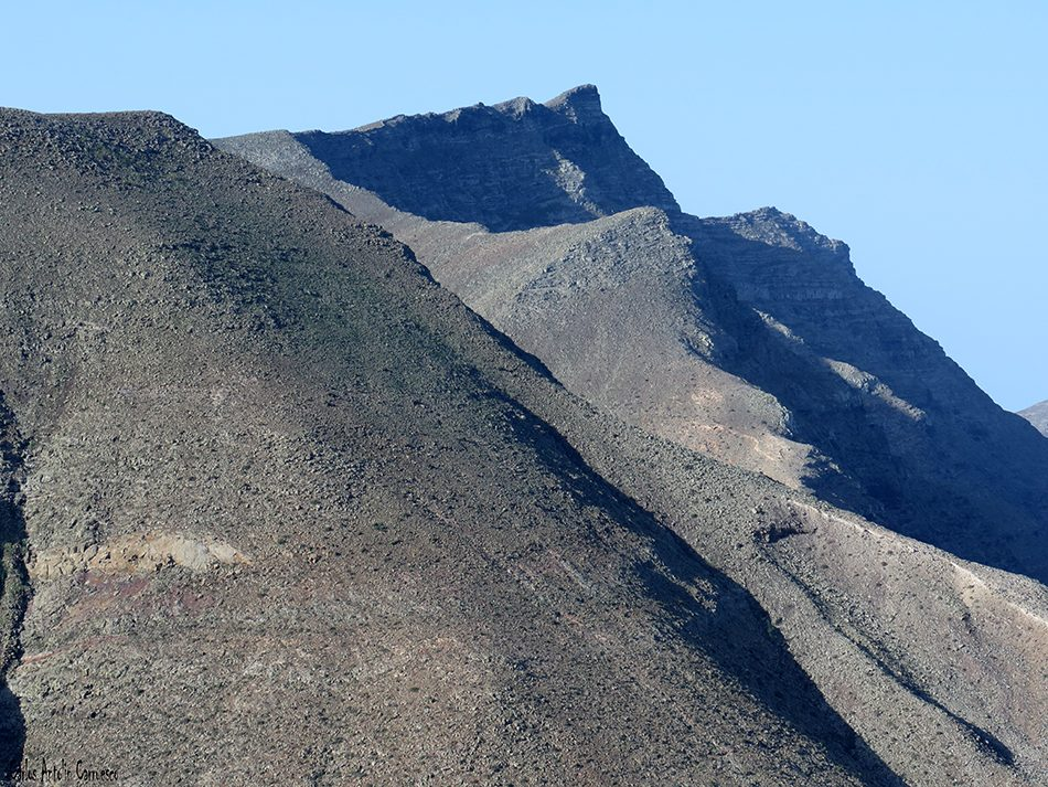 Morro de La Burra - Pecenescal - Fuerteventura - Pico de La Zarza