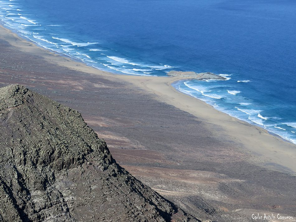Morro de La Burra - Pecenescal - Fuerteventura - cofete - barlovento - el islote