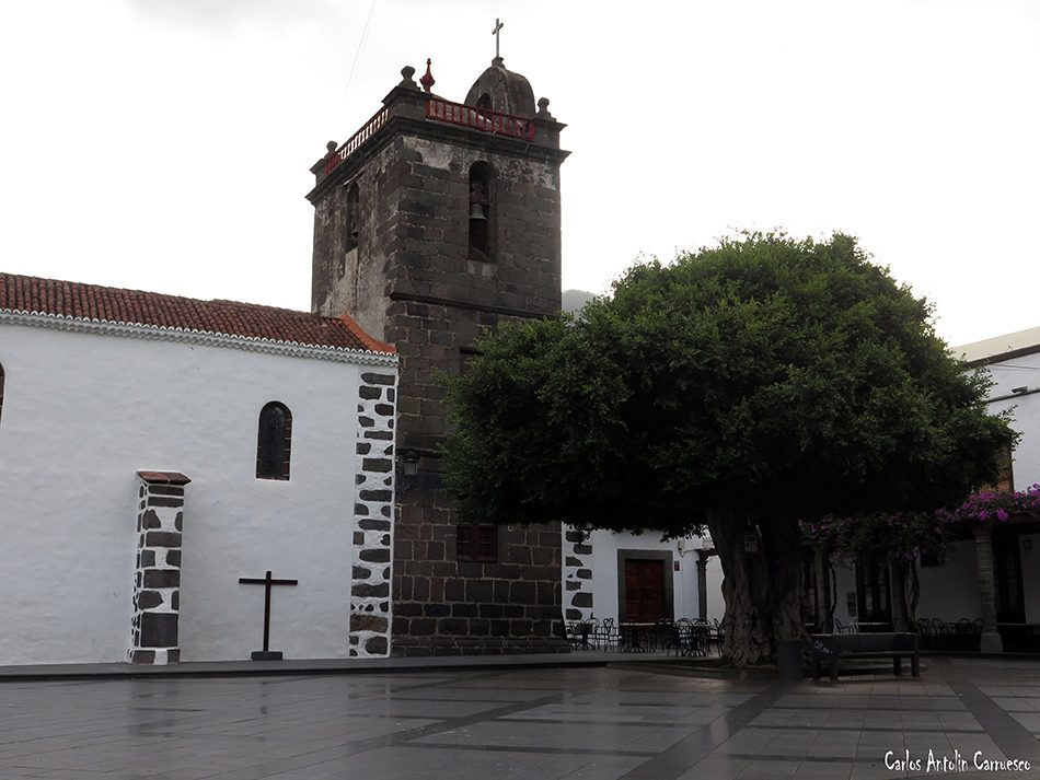 Los Llanos de Aridane - Plaza de España - La Palma