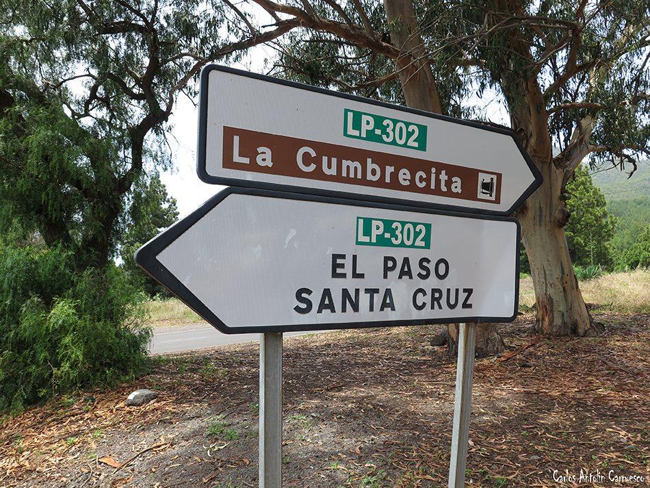 El Paso - Caldera de Taburiente - La Palma