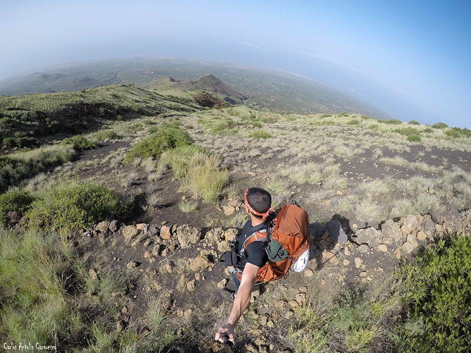 Fogo - Monte Duarte - Cabo Verde