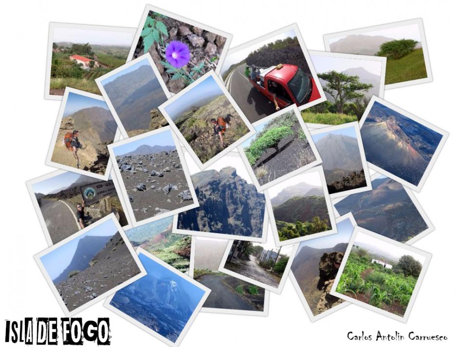 Isla de Fogo - República de Cabo Verde<br/>Parque Natural do Fogo