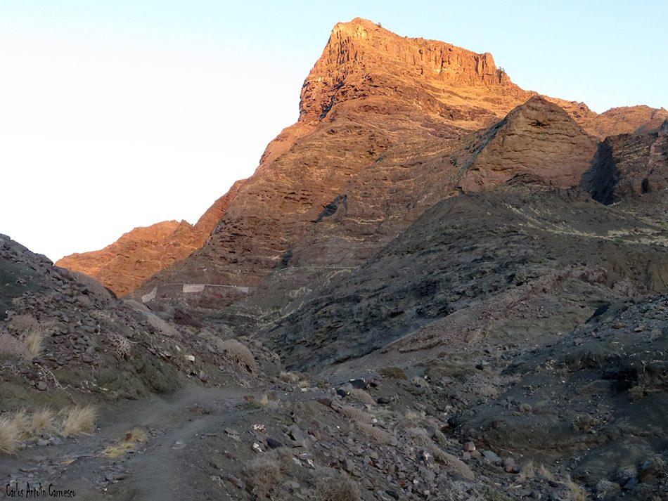 Risco de Faneque - Faneroque - Gran Canaria