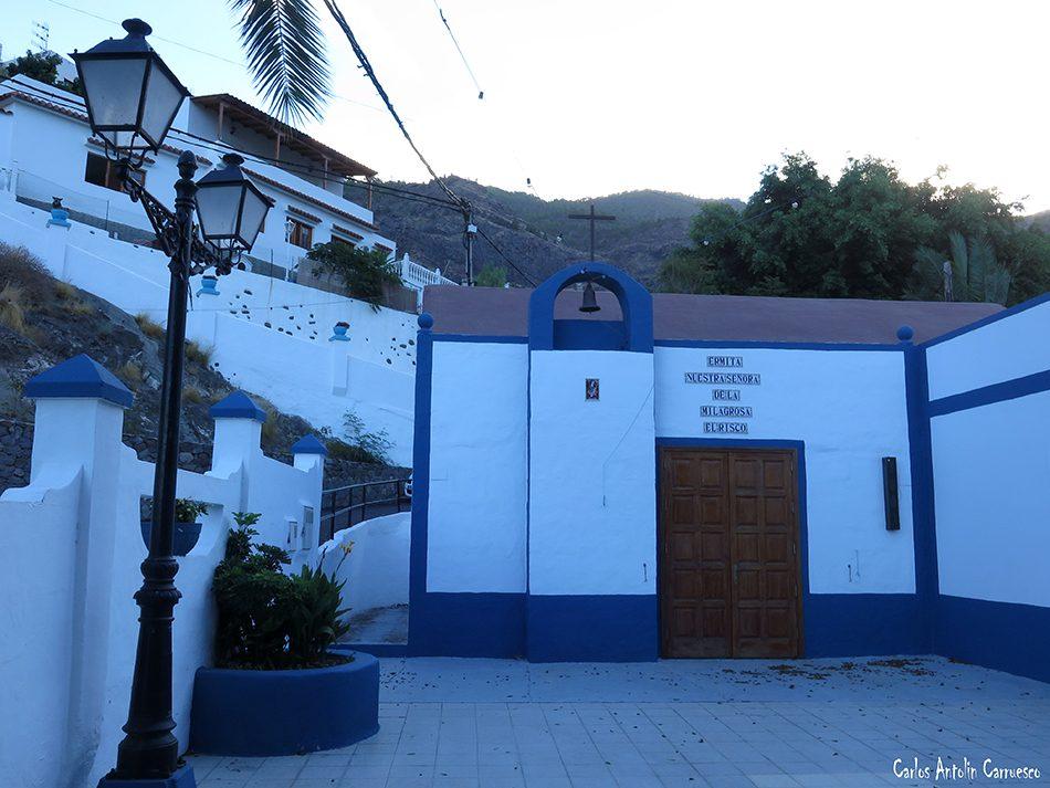 El Risco - Risco Faneque - Gran Canaria